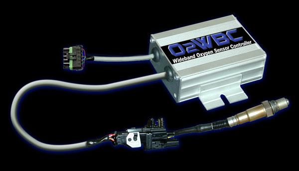 O2wbc Wideband Oxygen Sensor Lambda Gauge