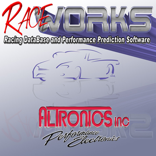 RaceWORKS Racing Database and Predection Software