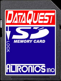 DataQuest SD Card