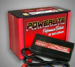 POWERLITE 12 Volt 920 Lithium Battery Kit