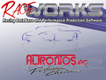 RaceWorks Electronic Logbook- Base plus Race Analysis - Vehicle Data Storage